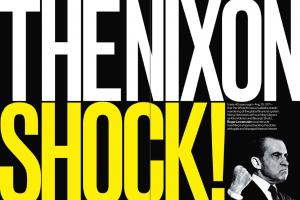 1971大紙幣時代Online-尼克森衝擊(Nixon Shock)